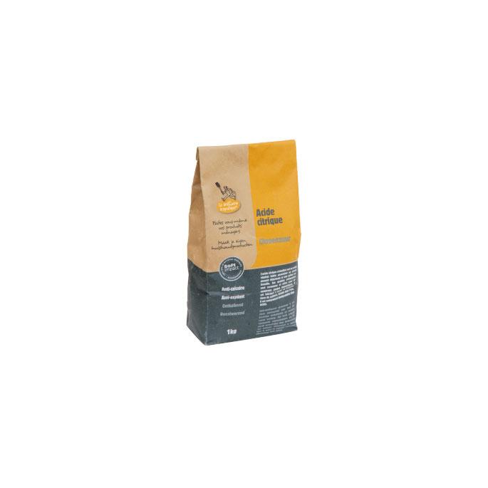 Acide citrique en poudre (sac 1kg)