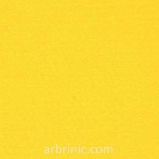 Feutrine Feuille A4 Jaune Citron