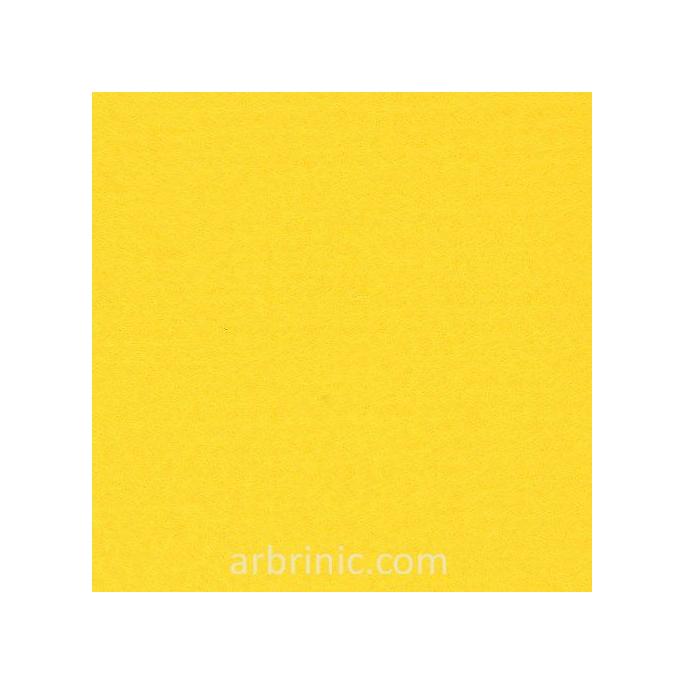 Felt Sheet A4 Citron Yellow
