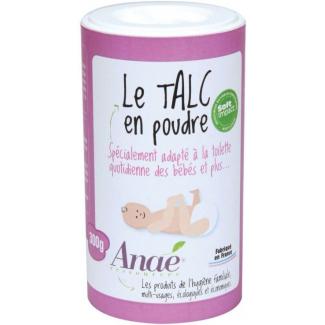 Talc en poudre Anaé (tube 300g)