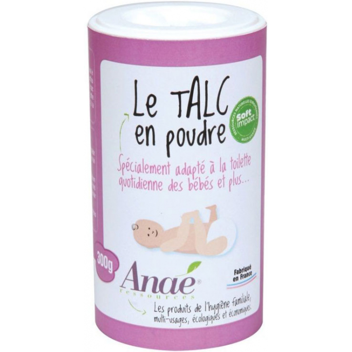 Talc powder (300g tube)