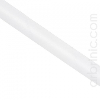 Satin Bias Binding 20mm White (by meter)