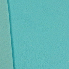 Single side Microfleece Oekotex Turquoise