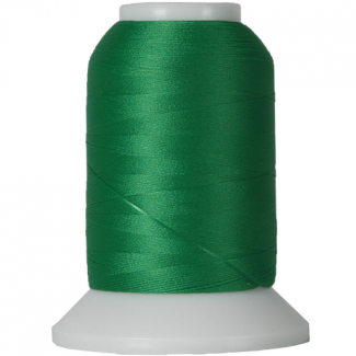 Wooly Nylon Thread Kelly Green (1000m)