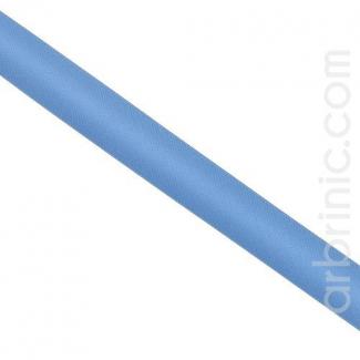 Biais Satin 20mm Bleu de France (rouleau 25m)