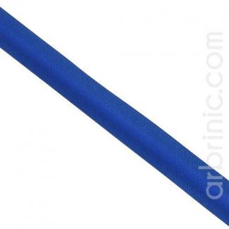 Satin Bias Binding 20mm Royal Blue (25m roll)