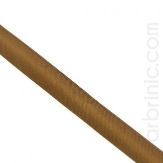 Biais Satin 20mm Chocolat (rouleau 25m)