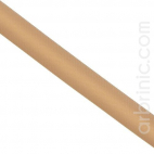Satin Bias Binding 20mm Light Chocolate (25m roll)