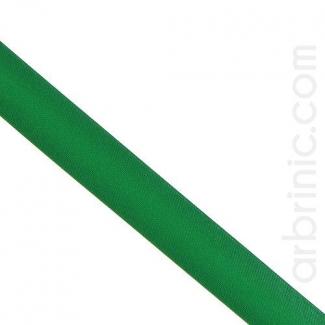 Biais Satin 20mm Vert Menthe (rouleau 25m)