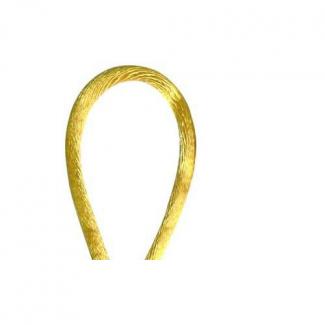 Rat tail cord 3mm Gold (25m bobin)