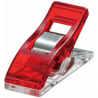 Pinces Prodige CLOVER Rouge (100 pinces)