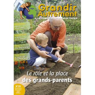 Grandir Autrement - n°20 - Rôle et place des grands-parents