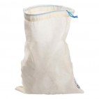 Organic Cotton Reusable Bags Size M (x5)