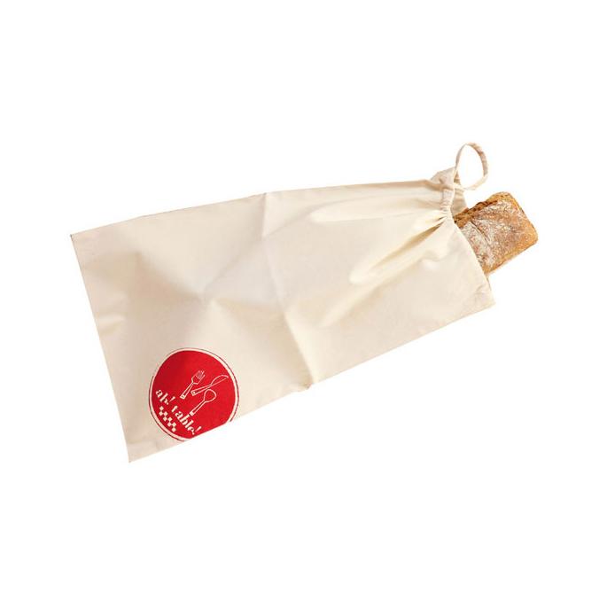 Organic Cotton Reusable Bread Bag