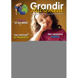 Grandir Autrement - n°29 - Manger cru