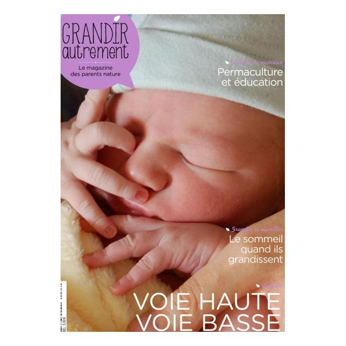 Grandir Autrement n°63 Voix Haute Voix Basse