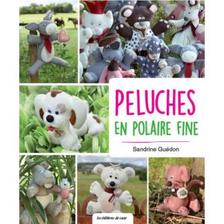 Peluches en polaire fine - Sandrine Guédon