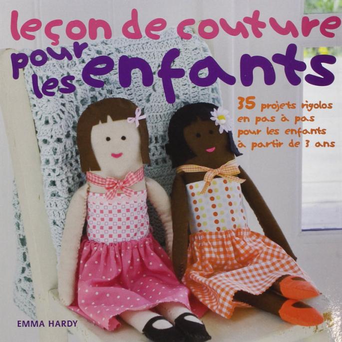 Leçon de couture pour les enfants - Emma Hardy