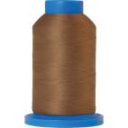 Mettler Seraflock Wolly Thread (100m) Color #1424 Beige Foncé