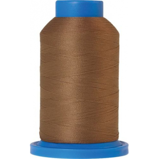 Mettler Seraflock Wolly Thread (100m) Color #1424 Beige Foncé