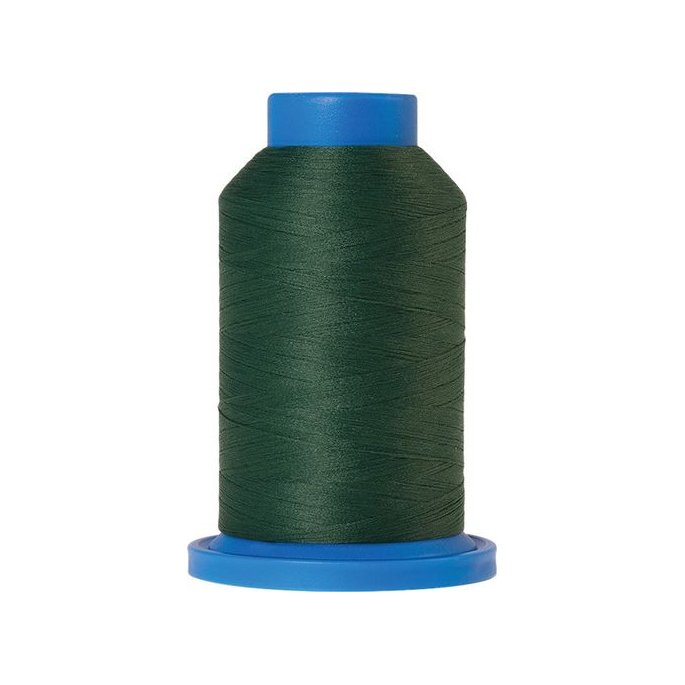 Mettler Seraflock Wolly Thread (100m) Color #1097 Vert Foncé