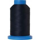 Mettler Seraflock Wolly Thread (100m) Color #0805 Bleu Marine
