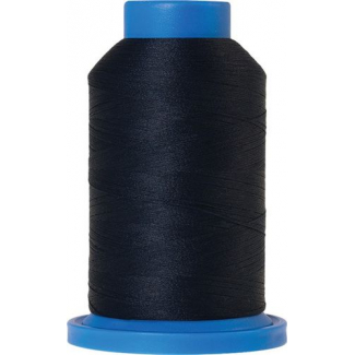 Mettler Seraflock Wolly Thread (100m) Color #0805 Bleu Marine