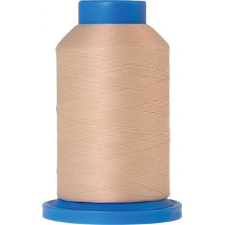Mettler Seraflock Wolly Thread (100m) Color #0779 Beige Clair