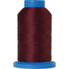 Mettler Seraflock Wolly Thread (100m) Color #0109 Bordeaux