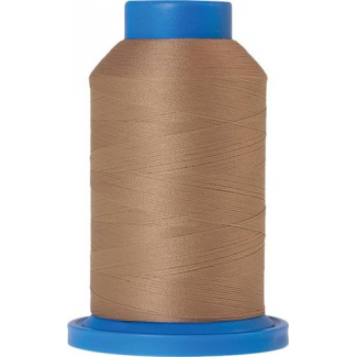 Mettler Seraflock Wolly Thread (100m) Color #1222 Taupe