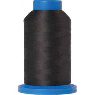 Mettler Seraflock Wolly Thread (100m) Color #0416 Gris Foncé