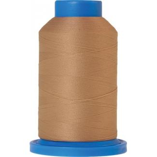 Mettler Seraflock Wolly Thread (100m) Color #3670 Beige Moyen