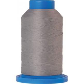 Mettler Seraflock Wolly Thread (100m) Color #1140 Gris Clair