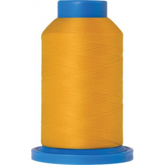 Mettler Seraflock Wolly Thread (100m) Color #0607 Jaune Or