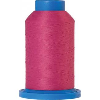 Mettler Seraflock Wolly Thread (100m) Color #1423 Rose Vif