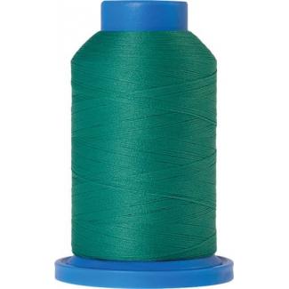Mettler Seraflock Wolly Thread (100m) Color #1091 Vert Canard