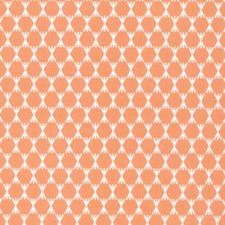 Coton Bio imprimé Foxglove Stem Dot Pink Cloud9