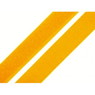 Scratch 3.0cm HOOK & LOOP Yellow (per meter)