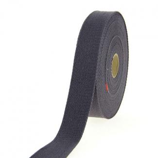 Sangle coton 23mm Gris Foncé (bobine 15m)