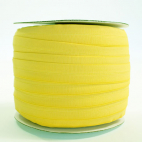 Fold Over Elastic 1 inch Citron yellow (100m roll)