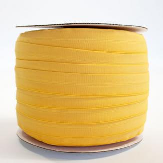 Biais élastique 2.5cm Gold yellow (1m)