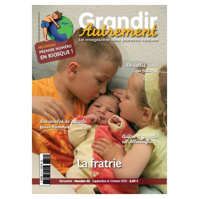 Grandir Autrement - n°42 - La fratrie