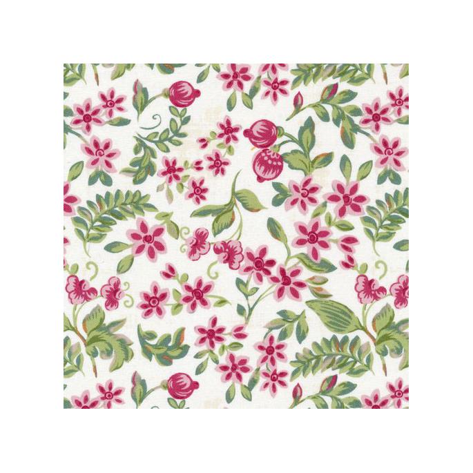 Cotton print MacKenzie (per 10cm)
