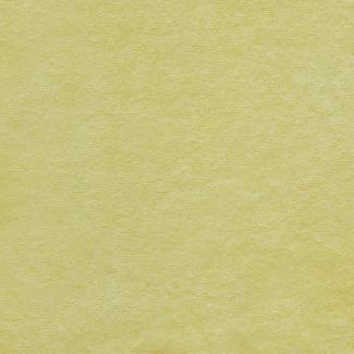 Mustard GOTS organic cotton micro loop terry