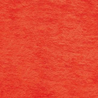 Micro-éponge de coton Bio GOTS 290g Mandarine