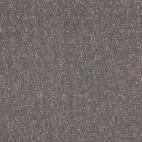 Molleton de coton bio couleur gris chiné