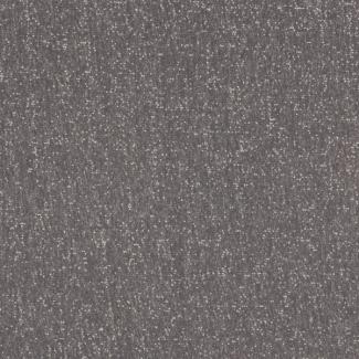 Molleton de coton Bio GOTS 365g Gris Chiné (au mètre)