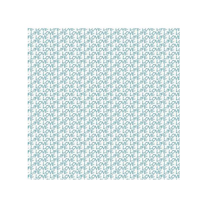 Coton imprimé Letters Love Puzzle Art Gallery (par 10cm)