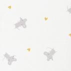 Coton Bio Lange Tout Petit Mice Cloud9 (par 10cm)