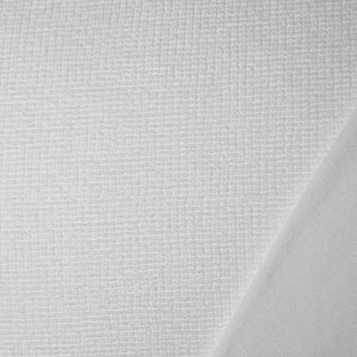 Microfibre terry Oekotex White